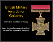 British Military Awards for Gallantry